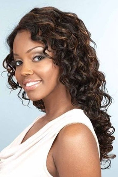 Lace Frontal Wigs black real hair wigs In Dianawigs.com