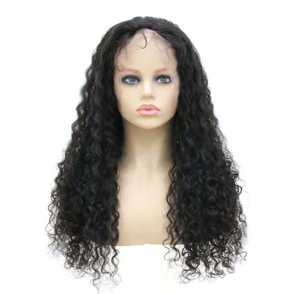 Curly African American Wigs Lace Front Wigs Remy Hair From SHEBELT