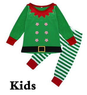 Family Wear Christmas Kid's Pajama