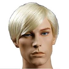 Amber Cosplay Male Wigs