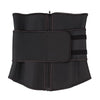 Body Shaper Sexy Abdominal Belt High Compression Zipper Plus Size Latex Waist