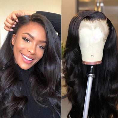 Lace Wigs Remy Brazilian Hair Body Wave Wig Lace Front Wig Lace Front Human Hair Wigs 13x4 Closure