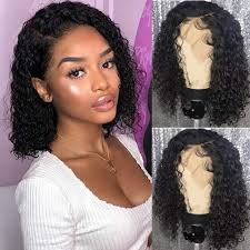 Brazilian Hair Wig wet wave hair 360 wig Lace Frontal Wig