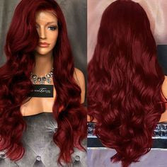 red to blonde ombre red synthetic lace front wig red white and blue afro wig dark reddish brown hair red ombre bob bright red hair dye permanent