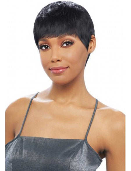 Black Short Bob Straight Wig Human Hair Lace Front Wigs For Women Natural Wig