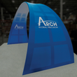Load image into Gallery viewer, 20Ft Arch 03 Tension Fabric Formulate Exhibit Structure