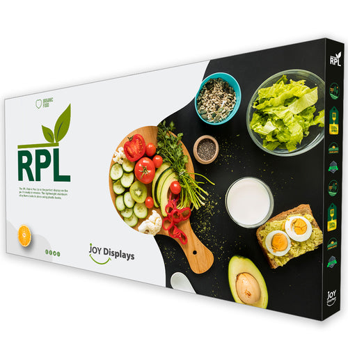 20'X10' RPL Fabric Pop Up Display Straight Trade Show Exhibit Booth