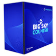 Load image into Gallery viewer, 4 ft. x 2 ft. x 40 in. Big Sky Counter BLACK