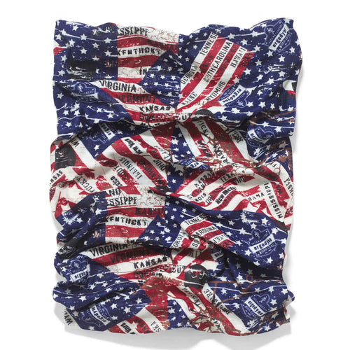 Ergodyne Stars & Stripes Chill-Its® 6485 Polyester Absorptive Cooling Multi-Band