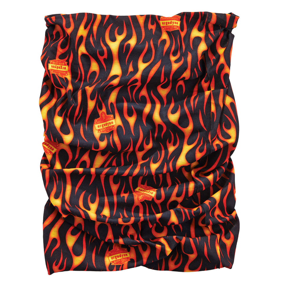 Ergodyne Flames Chill-Its® 6485 Polyester Absorptive Cooling Multi-Band