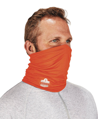 Ergodyne® Hi-Viz Orange Chill-Its® 6487 Performance Knit Cooling Multi-Band