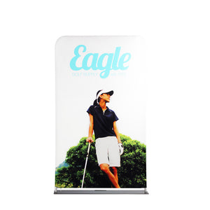 EZ Extend 4 Ft. Fabric Banner Graphic Package
