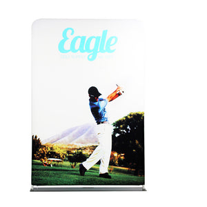 EZ Extend 5 Ft. Fabric Banner Graphic Package