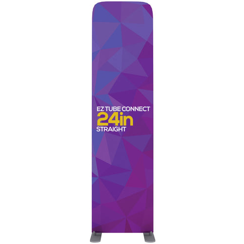 EZ Tube Connect 2 Ft. X 7.5 Ft. Straight Top Fabric Graphic Banner