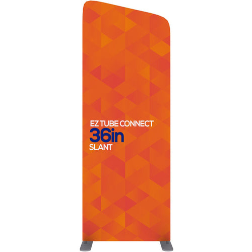 EZ Tube Connect 3 Ft. X 7.5 Ft. Slanted Top Fabric Graphic Banner