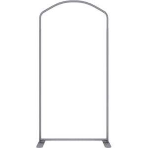 EZ Tube Connect 4 Ft. X 7.5 Ft. Curved Top Fabric Graphic Banner