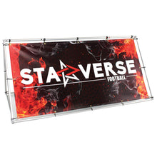 Load image into Gallery viewer, Foundation Outdoor Banner Stand Graphic Package