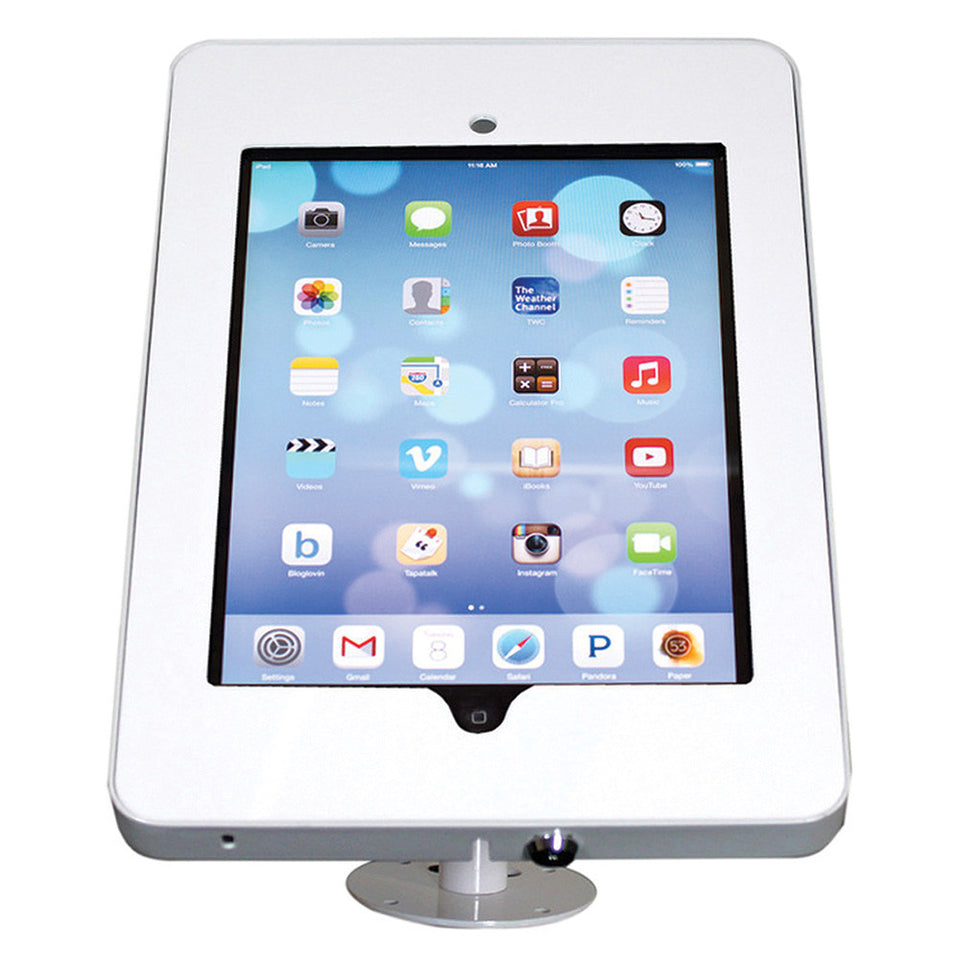 Jotter Tablet Display C Tabletop (White Color)