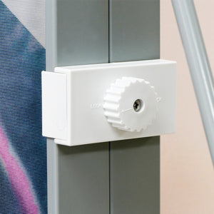 Straight Link Connector For Lumière Light Wall® Displays