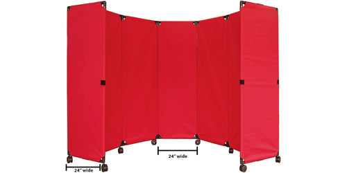 MP10 Economical Folding Portable Partition