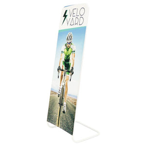 ONE CHOICE - Kai Indoor Banner Stand Single-Sided Trade Show Display