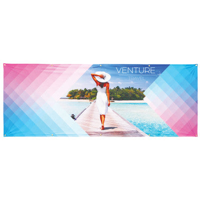 ONE CHOICE Custom Outdoor Banner 3ft. x 8ft.