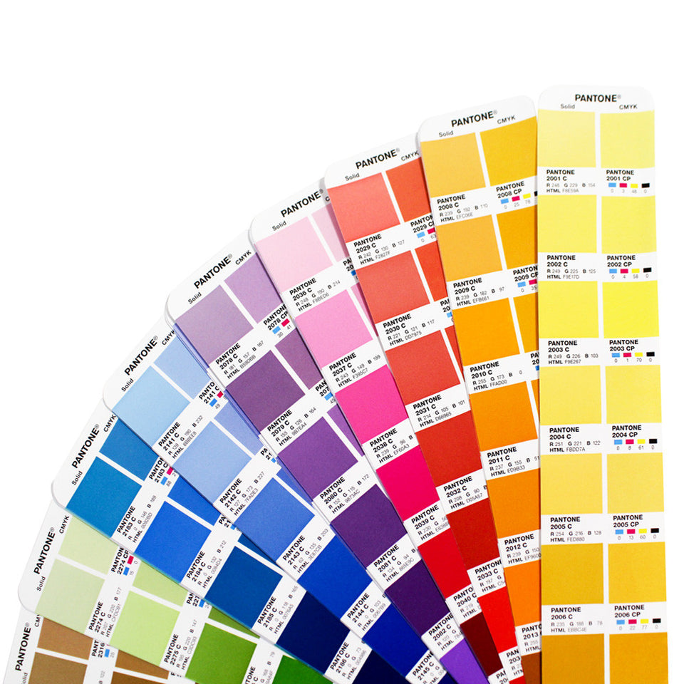 PMS Color Match (Per Color)