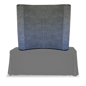 Pop Up Display Tabletop 6 Ft. Fabric Package  Trade Show Booth