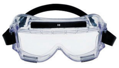 3M™ Centurion™ Splash Goggles With Clear Frame And Clear Anti-Fog Lens