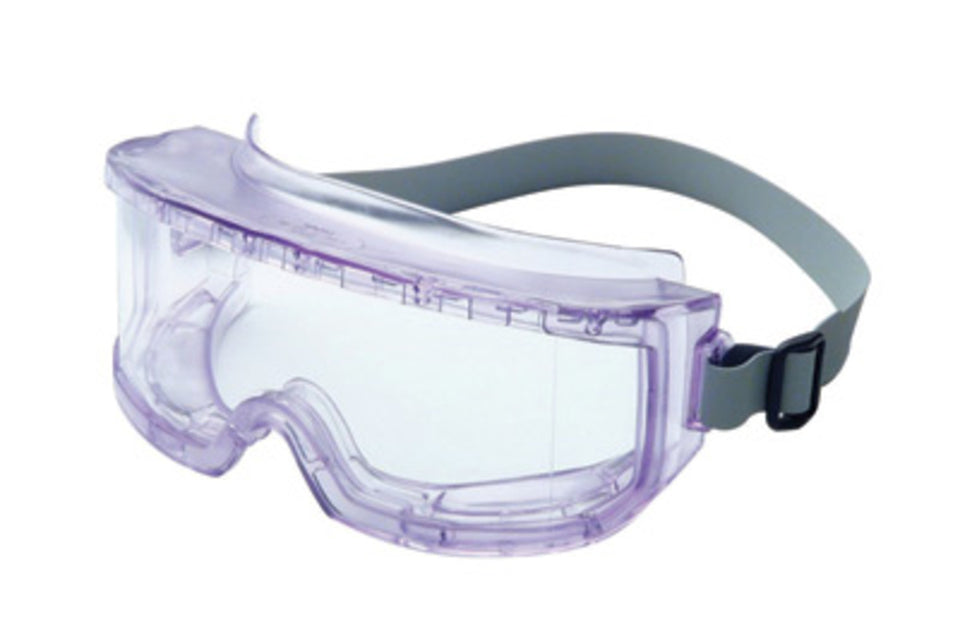 Honeywell Uvex Futura™ Indirect Vent Goggles With Clear Frame And Clear Uvextreme® Anti-Fog Lens