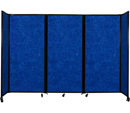SoundSorb Room Divider 360 Folding Portable Partition