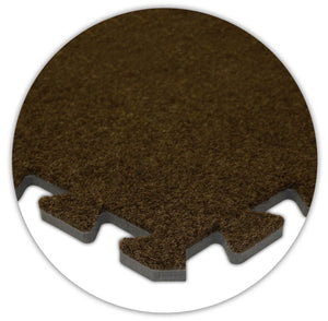 Trade Show Flooring SoftCarpets Interlocking Tiles - 10 X 10