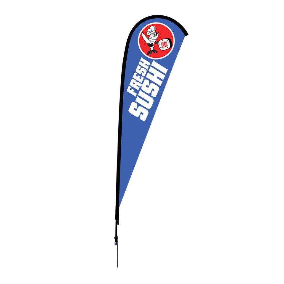12' Sunbird Flag Graphic Package