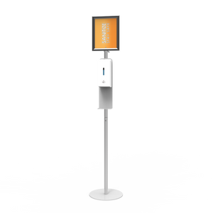 Contactless Steel Sanitizing Stand