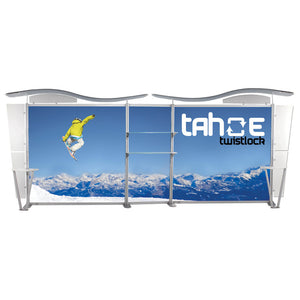 20 ft. Tahoe Twistlock Z Trade Show Display