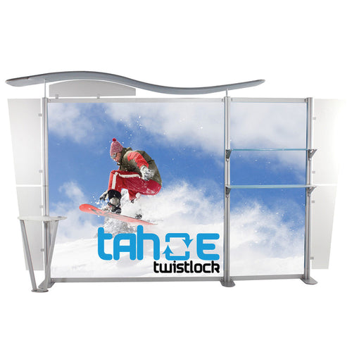 13 ft. Tahoe Twistlock Y Trade Show Display