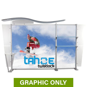 GRAPHIC ONLY - 13 ft. Tahoe Twistlock Y Replacement Graphic