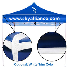 Load image into Gallery viewer, 15 Ft. Casita Canopy Tent Full-Color UV Print Graphic Package