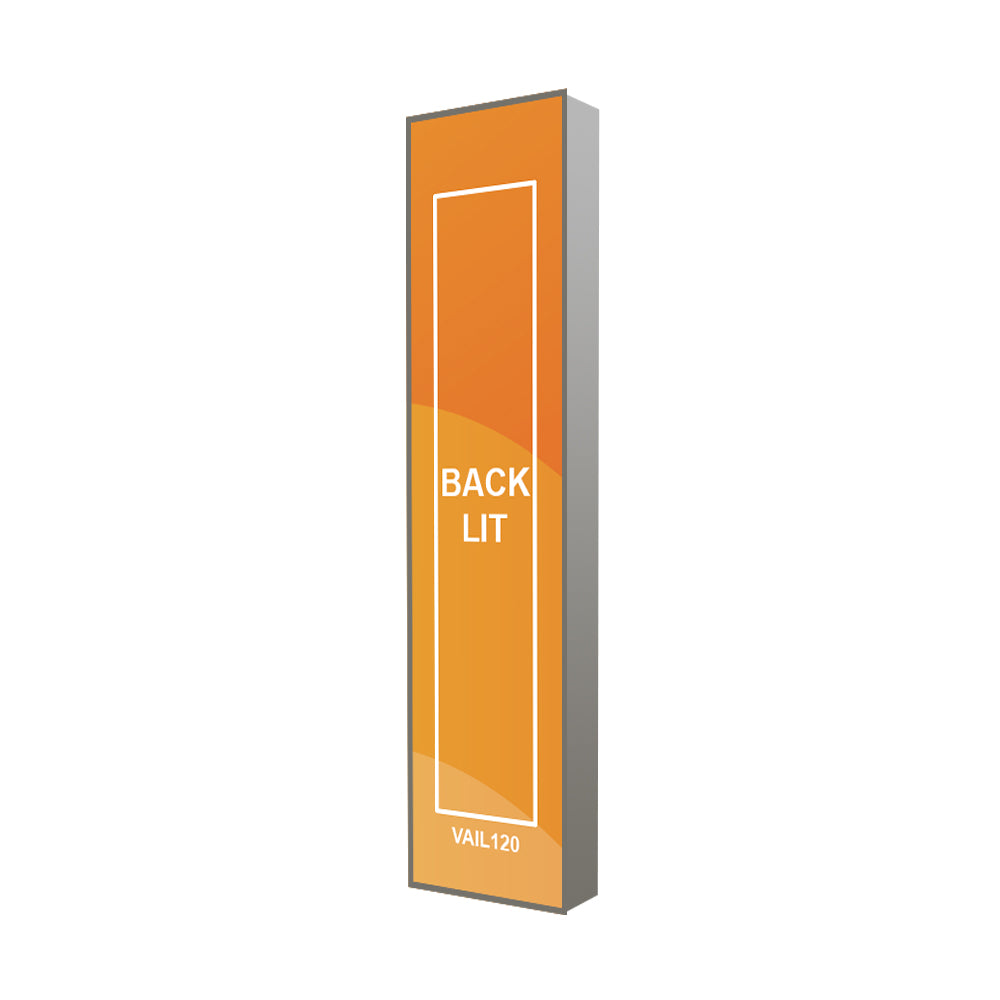 Personalized VAIL 120DB 2 x 5 Double-Sided Graphic Package