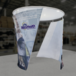 Load image into Gallery viewer, 9Ft Tall Conference Wall Tension Fabric Formulate Exhibit Structure