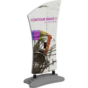 Contour Outdoor Sign Wave 1