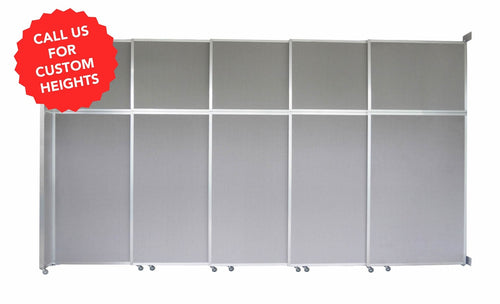 Operable Wall Sliding Room Divider