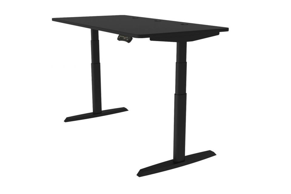 Sit-To-Stand Desk - Edison Electric Height Adjustable Standing Desk