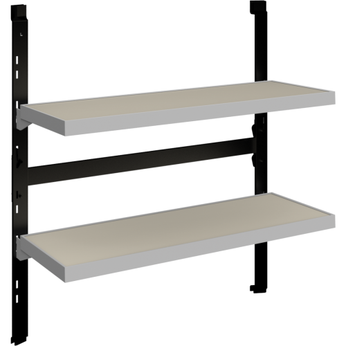 Embrace Double Shelf Kit