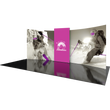 Load image into Gallery viewer, BACKLIT - 20ft Formulate Designer Series 02 Tradeshow Fabric Backwall