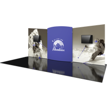 Load image into Gallery viewer, 20ft Formulate Designer Series 08 Tradeshow Fabric Backwall