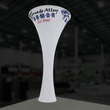 Load image into Gallery viewer, 16Ft Tall Funnel 02 Tension Fabric Formulate Exhibit Structure