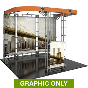 GRAPHIC ONLY - 10ft Exhibit Helios Orbital Express Truss Replacement Graphic