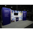 Load image into Gallery viewer, 20ft Hybrid Pro 10 Trade Show Exhibit Backwall