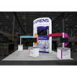 Load image into Gallery viewer, 20X20 Trade Show Exhibit - Island Booth Hybrid Pro 17